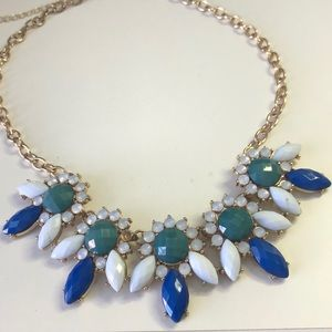 Costume Jewelry Statement Necklace